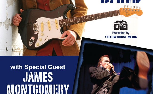 Dave Keller Band with James Montgomery <strong>OCTOBER 9</strong>