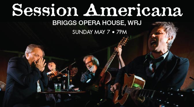 Session Americana <strong>MAY 7</strong>