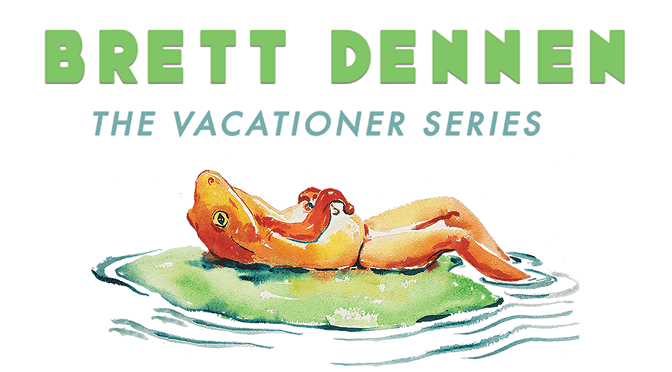 Brett Dennen <i>The Vacationer Series</i> <strong>August 15</strong>