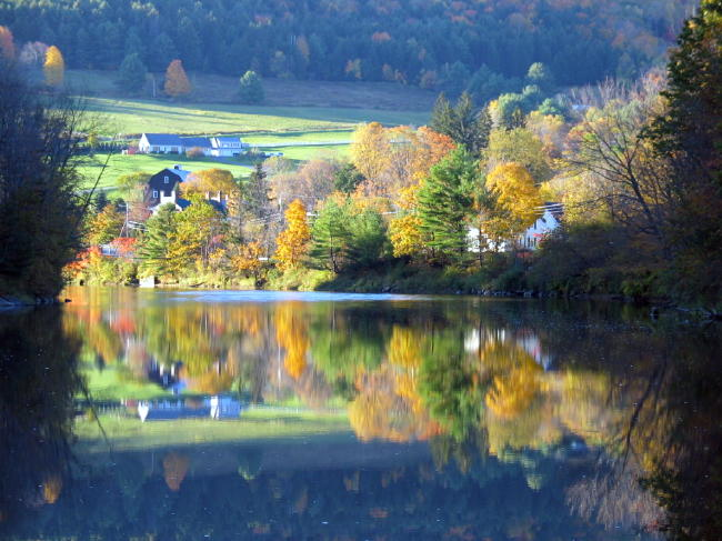 Autumn in Vermont